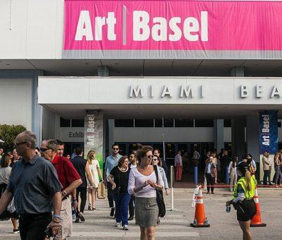 Изложбата Art Basel в Miami Beach