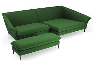 Дизайнерско решение за диван от Швеция