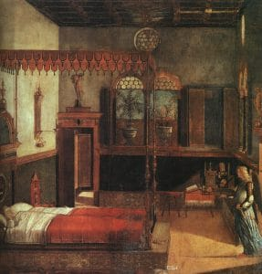Обзавеждане по времето на Италиански Ренесанс