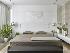 Зен стил в спалнята