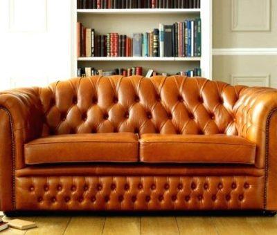Класическият стил на дивана Честърфилд