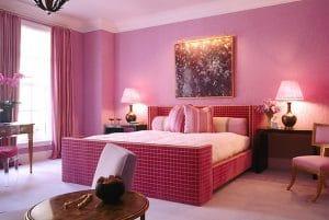 фън шуй цветове за спалня