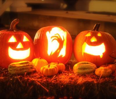 Как да украсим за Halloween?