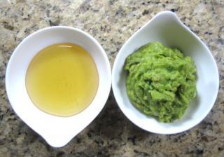 маска с авокадо за суха кожа