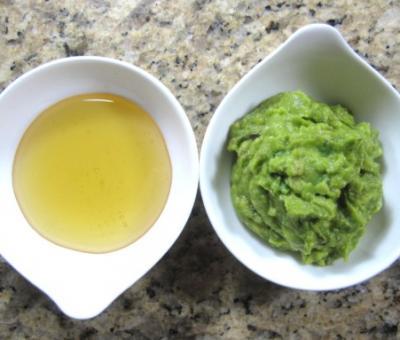 Домашна маска с авокадо за суха кожа