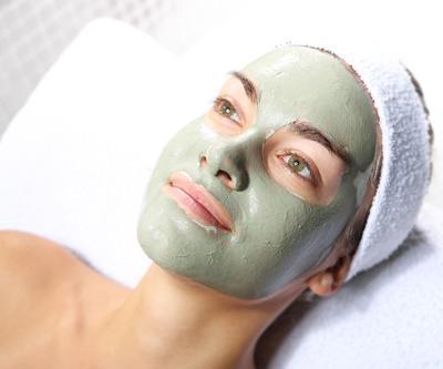 Видове глинени маски за кожата
