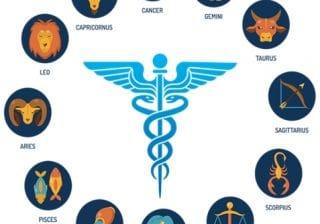 медицинска астрология