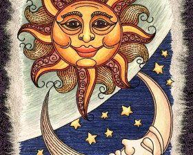 Слънчеви и лунни храни