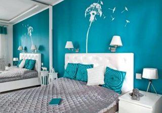избор на цвят за спалня