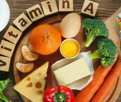 Незаменимият Витамин А