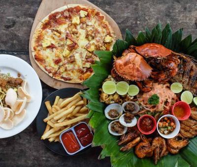 Кухнята на остров Бали
