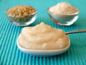 Здравословна рецепта за бебешка зърнена закуска