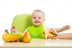 белени плодове за бебе