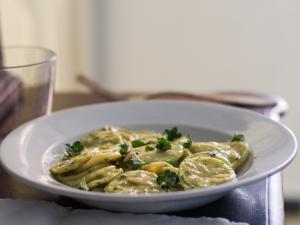 Кухнята в Лигурия - Италия