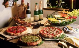 Кухнята в Емилия Романа - Италия