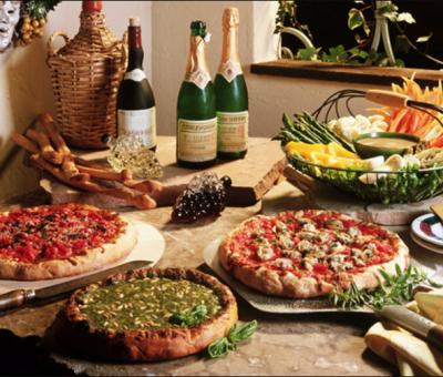 Кухнята в Емилия Романа – Италия
