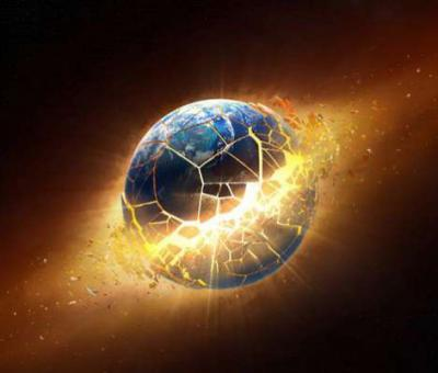 Края на света и математиката
