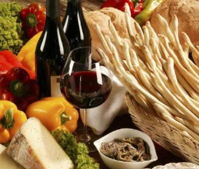 Кухнята в Умбрия – Италия