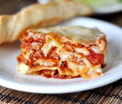Лазаня по оригинална италианска рецепта