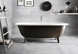 Матирани плочки за баня
