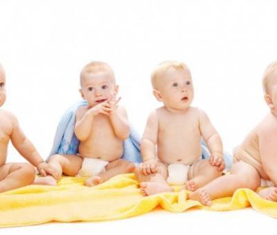 Първите храни на бебето