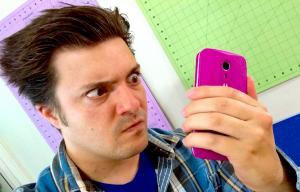 проблем с телефона
