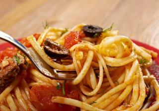 Спагети ала Путанеска (Spaghetti alla Puttanesca)