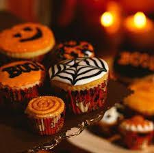 Тарталети за Хелоуин