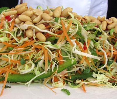 Виетнамска салата