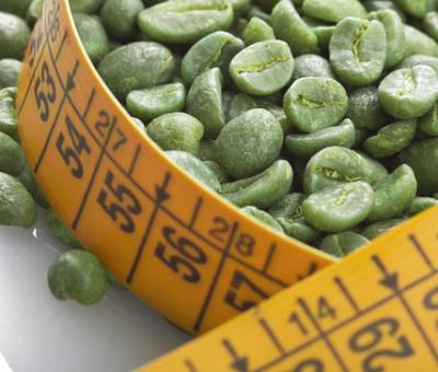 Научете как да отслабнете със зелено кафе