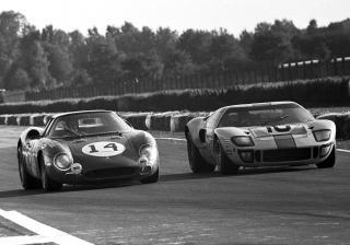 Кратка история на битката между Ferrari и Ford през 60-те