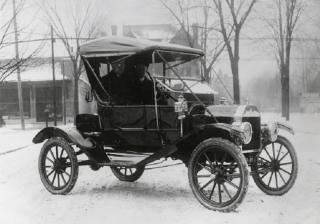 Кратка история на Ford