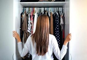Свалени килограми и проблеми с гардероба