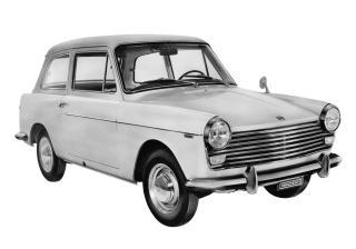 Кратка история на хечбек автомобилите