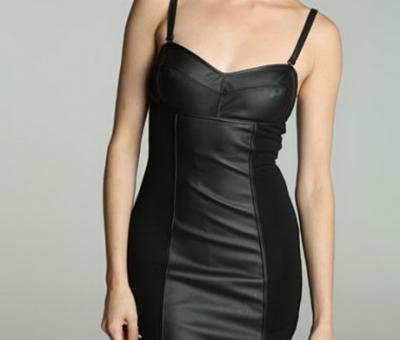 Кожена рокля за абитуриентския бал? Да!