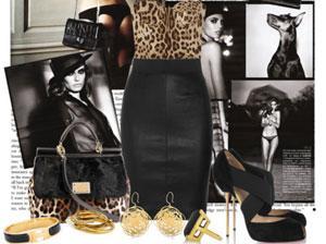 Идеи как да носиш леопардови принтове със стил