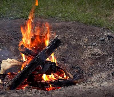 Как да си запалим огън като индианците