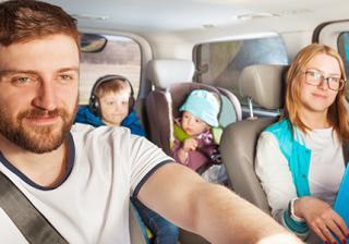 Как да пътуваме спокойно с деца