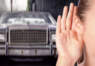 шум от колата
