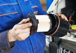 Как да сменим горивния филтър