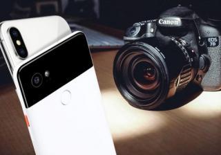 Може ли да изоставим фотоапарата си за сметка на смартфона