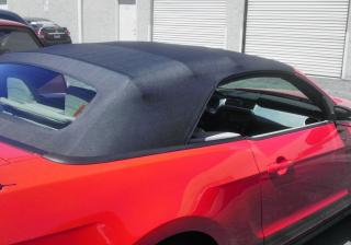 Как да поправим винилов прозорец на кабриолет