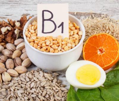 Тиамин / Витамин B1 – витаминът на оптимизма