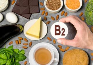 Всичко за витамините рибофлавин (витамин B2) и ниацин (витамин B3)