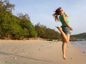 През лятото: Скатай се от работа и се отдай на себе си