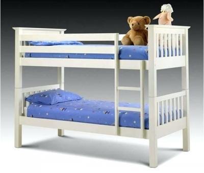 Видове двуетажни детски легла, от които да избирате
