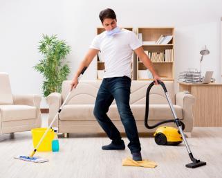 Плюсове на професионалното почистване на домове