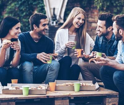 Мозъкът – основателна причина за среща с приятели