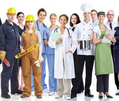 Видове работно облекло