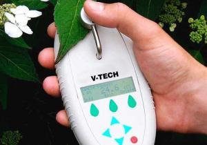 измервателните уреди в земеделието